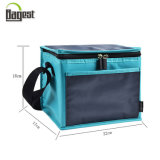 2mm PE Foam Front Pocket Oxford Insulated Lunch Cooler Bag