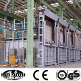 Regenerative Chamber Type Gas Furnace