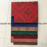 Nonwoven Needle Punch Velour Different Designs Double-Jacquard Carpet by Using Indoor or Outdoor