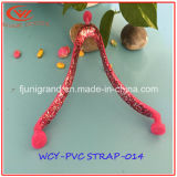 Fashion and High Quality PVC Slipper Strap
