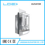 Panoramic Passenger Lift Home Glass Sightseeing Observation Elevator