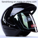 The Classic PP Black Open Face Helmet in Cheap Price