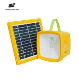 Multifunction Solar Lantern with FM Radio