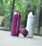 410ml Double Wall Stainless Steel Tumbler with Logo Customized