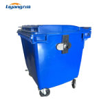 1100L Wheelie and Standing Garbage Can Plastic Recycling Dustbin for Wholesale