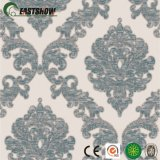Hot Sale 3D PVC Cheap Wallpapers Interior Decoration Building Material