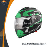 DOT Approved ABS Shell Hot Sale Flip- up Motorcycle Helmet, Wholesale
