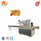 Automatic Pillow Hard Candy Gumball Small Bagging Punch Packaging Machine