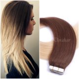 Salon Quality Tape in Human Hair Extension in Wholesale Price