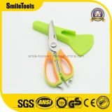 7 in 1 Kitchen Scissors Shears with Magnetic Holder
