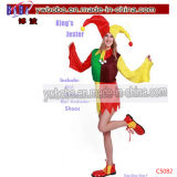 Birthday Party Supply Clown Carnival Costumes (C5082)