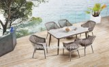 New Design Colosseo Outoor Wicker Sofa Set Furniture