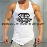 China Wholesale OEM Design Gym Fitness Mens Blank Cotton Vest