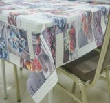 Fruit World Good Quality Russia Market Prefer PVC Tablecloth