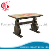 High Quality Exquisite Coffee Shop Furniture Coffee Table