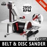 The Brand Belt Disc Grinder Sander Hand-Held