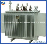 Energy-Efficient 11kv Series 80kVA Power Supply Electrical Transformer