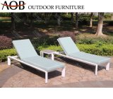 Outdoor Modern Garden Hotel Resort Home Villa Furniture Rope Beach Chair Sun Lounger Daybed Sunbed