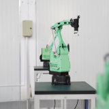 4 Axis Pick and Place Machine Robot Arm Industrial Manipulator Robot Palletizer Small Picking Robot Arm with Vacuum Lifter