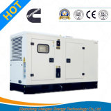 Silent 30kVA Cummins Diesel Genset with 12hours Fuel Tank