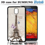 3D Case for Samsung Note3 (N3- V607)