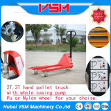 Good Sale Classical Hand Pallet Truck of 2t, 3t and 5t