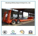 China 30t 2 Axles Lowbed Lowboy Semi Trailer Manufacturer in China
