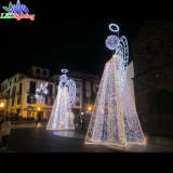 New Professional Holiday Light LED 3D Christmas Angle Outdoor Decoration