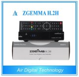 Bcm7362 Dual Core Zgemma H. 2h Combo Decoder Support SD/TF Card