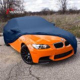 Customized Vehicle Covers Perfect Fits Stretch Material Indoor Dust-Proof Car Cover
