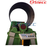 Sheet Metal W12 4 Rolls Bending Machine Rolling Machine Training and Testing in Indonesia