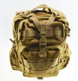 Hot Sales Khaki Military Tactical Outdoor Hiking Bag Backpack
