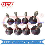 Plastic Bags of Carbon Steel Tapping Furniture Foot Cup Hardware Accessories