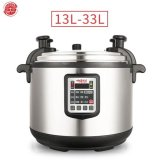 Double Bottom Magnetic and Multifunctional Pressure Cooker