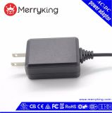 UL FCC DOE VI Certified 9.5V 1A AC DC Power Supply Adapter