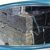 Galvanized Steel Pipe Fence/Cheap Iron Fence Panels for Sale/Fence Panels Square Tube