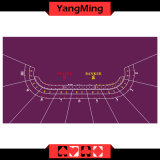Baccarat Table Layout 8 Person (YM-BL01P)