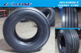 Aufine Tyres 385/65r22.5 with Reach, ECE, S-MARK Labeling for EU Market