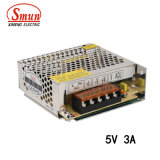 Smun S-15-5 15W 5VDC 3A Single Output Switch Power Supply