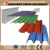 Prepainted Galvanized Steel Corrugated Roofing Sheets