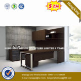 Cheap Price MFC Wooden Mahogany Color Executive Desk (HX-8N2273)