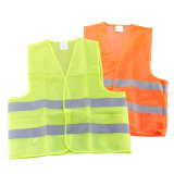 Reflective Safety Vests En ISO 20471 Approved