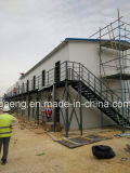 Modular Prefabricated Mobile Light Steel Structure Demountable Camp