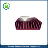 Bck0140 Square Cold Forging CPU Heatsink Price, Aluminum Pin Fin CPU Heat Sink for Computers