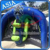 Summer Water Splash Game Inflatable Flying Manta, Water Flying Ski Tube