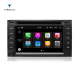 Timelesslong Android 7.1 S190 Platform 2 DIN Car Radio GPS Video DVD Player for Peugeot 307 with WiFi (TID-Q017-1)