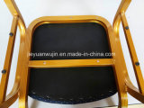 Stacking Hotel Restaurant Banquet Aluminum Dining Chair