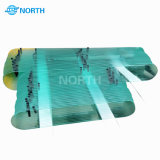 Safety Toughened Solar Glass with Holes