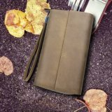 Leisure Style Slim Long Wallet Card Wallet for Man
