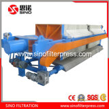 Hydraulic Membrane Plate Filter Press for Titanium Dioxide Powder